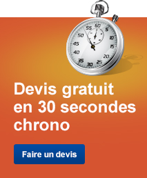 Devis en 30 secondes chrono
